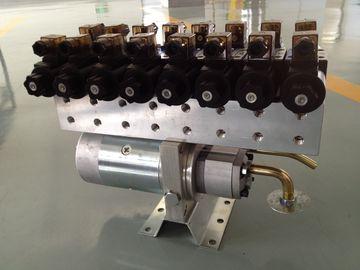 8 motopropulsores hidráulicos horizontais personalizados das estações 24V com válvula direcional