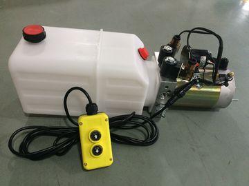Bloco de energia hidráulica ativo do dobro de alta pressão para o reboque do caminhão basculante
