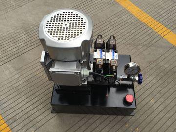 A C.A. 380V da tabela de elevador escolhe motopropulsor hidráulico ativo com o tanque de aço quadrado
