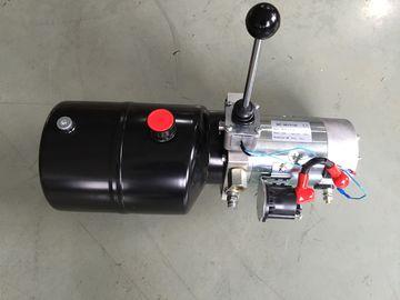 Blocos de energia 12vdc hidráulica ativos da empilhadeira únicos mini com tanque de aço