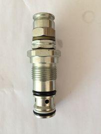 08 válvulas hidráulicas do cartucho da cavidade, válvulas de escape ajustáveis do cartucho