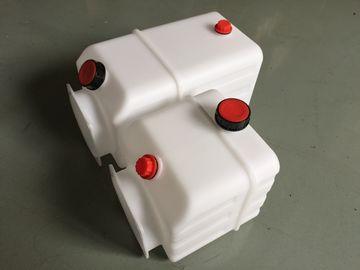 Tanque de óleo hidráulico plástico 18L da montagem vertical para motopropulsores